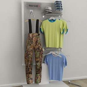 CLOTHING DISPLAY 017