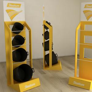 FLOOR ACCESSORIES DISPLAY 033