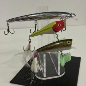 PLEXI STAIR LURE HOLDERS