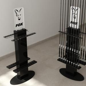 EXPO RODS PLEXI RACKS