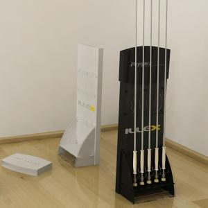 EXPO DISPLAY 5 RODS